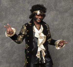 Nathan Owens as Sly Stone